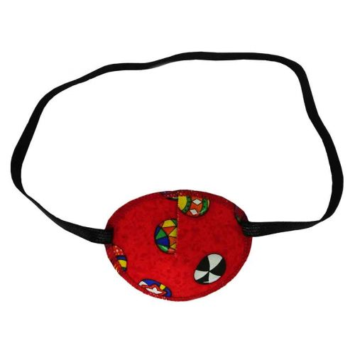 Ball Games Eye Patch