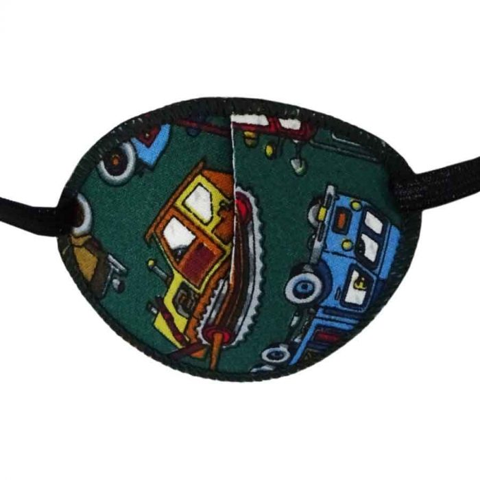 Big Trucks Eye Patch