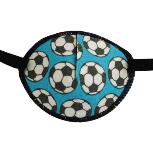 Football Crazy Eye Patch