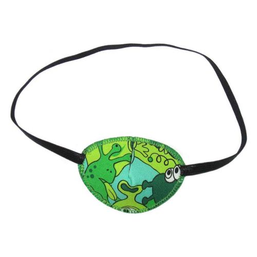 Green Alien eye patch