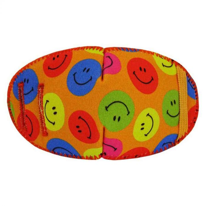Kay Fun Patch Jolly Smiley Eye Patch for glasses