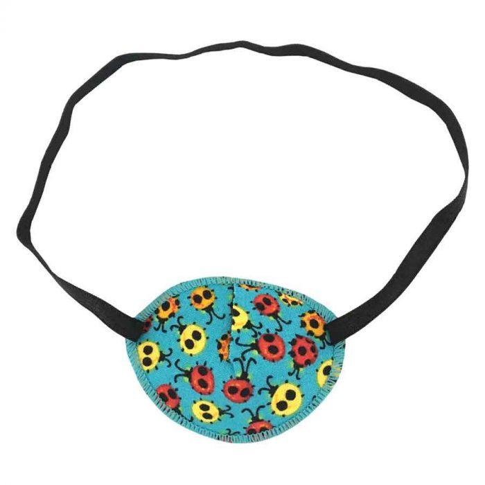 Ladybirds eye patch