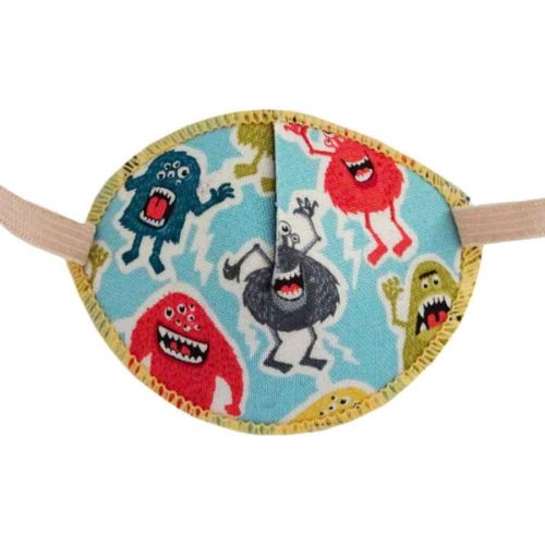Mighty Monsters Eye Patch