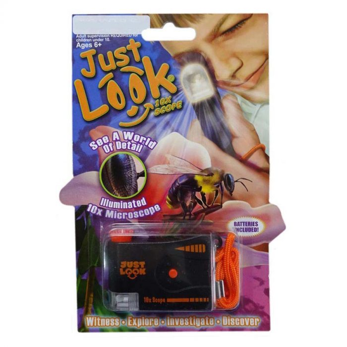 Mini Microscope packaged