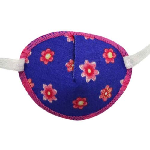 Pink Posy Eye Patch