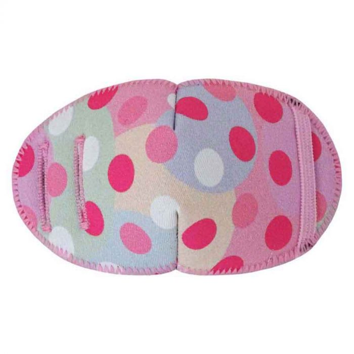 Polka Dots eye patch for glasses Kay Fun Patch