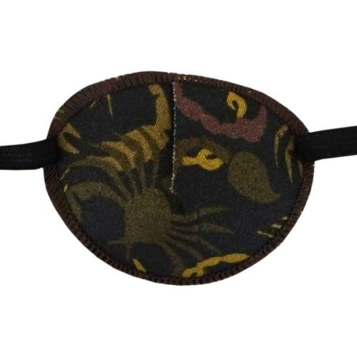Scorpions eye patch