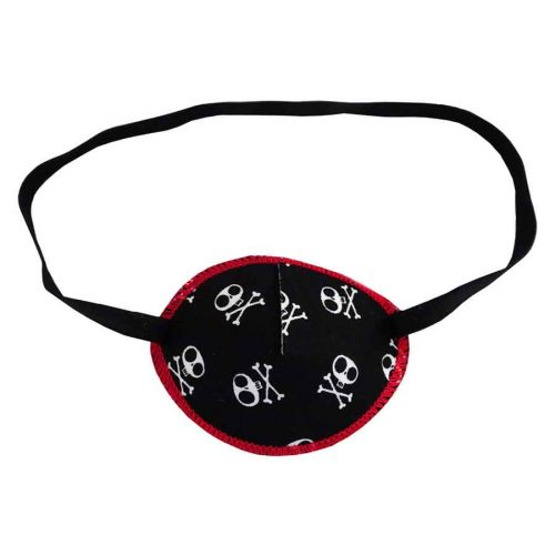 Skulls Eye Patch