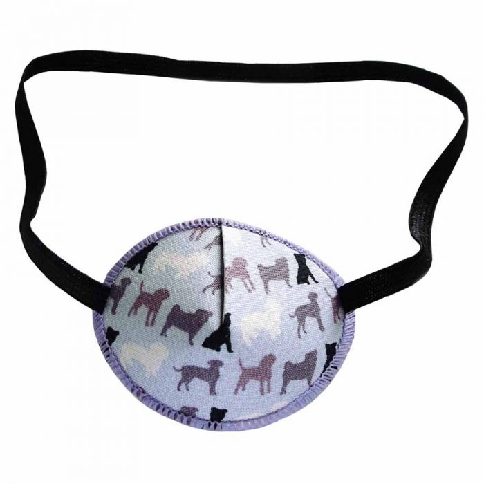 Kay Fun Patch Walkies Eye Patch
