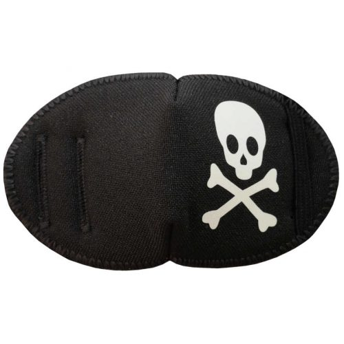 Glow in the Dark Pirate Eye Patch for Children