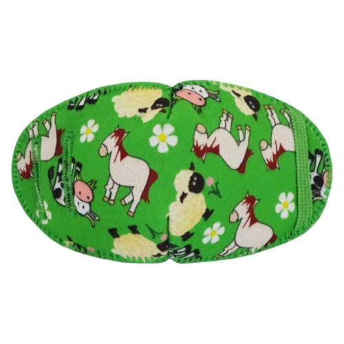 Farmyard Friends Eye Patch for Glasses