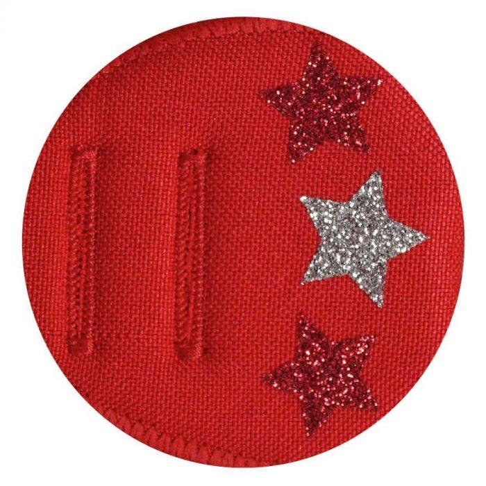 Glitter Stars eye patch for glasses