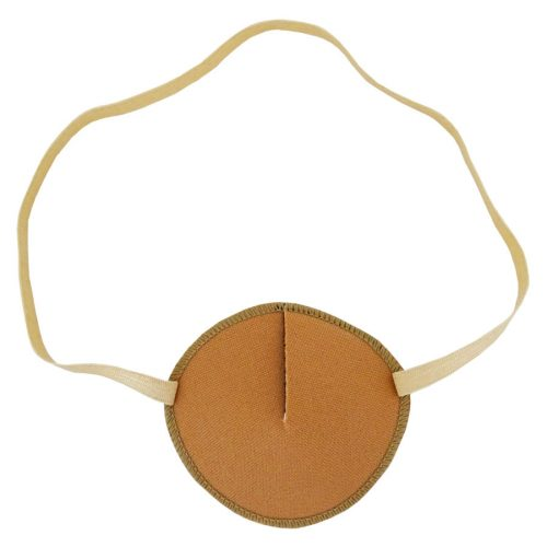 Kay Adult Eye Patch Caramel Regular