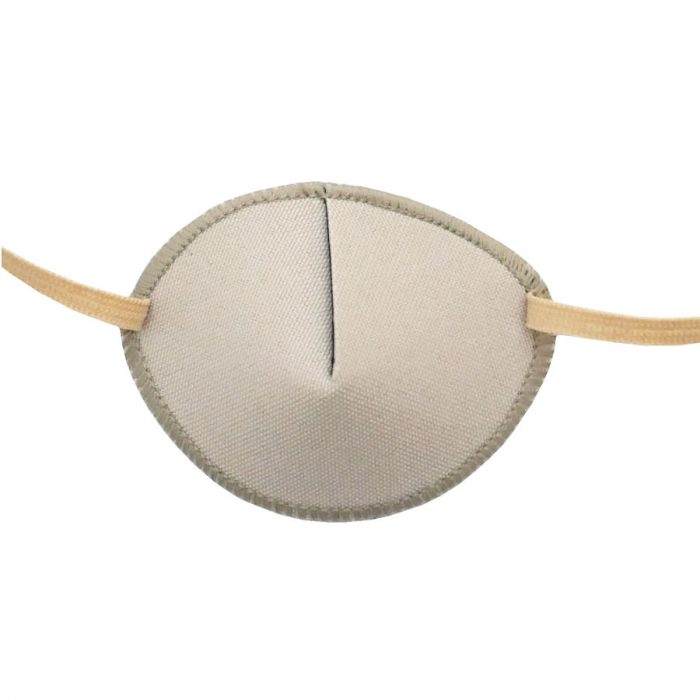 Kay Adult Eye Patch Clay Small medical fabric eye patch for adults UK