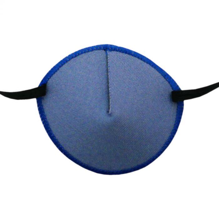Kay Adult Eye Patch Denim Regular medical fabric eye patch for adults UK