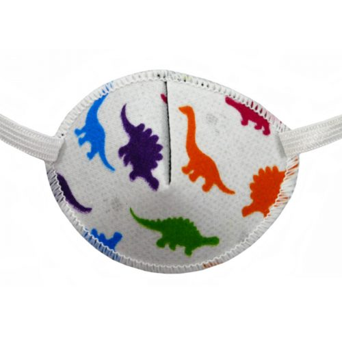 Kay Fun Patch T-Rex, eye patch for children