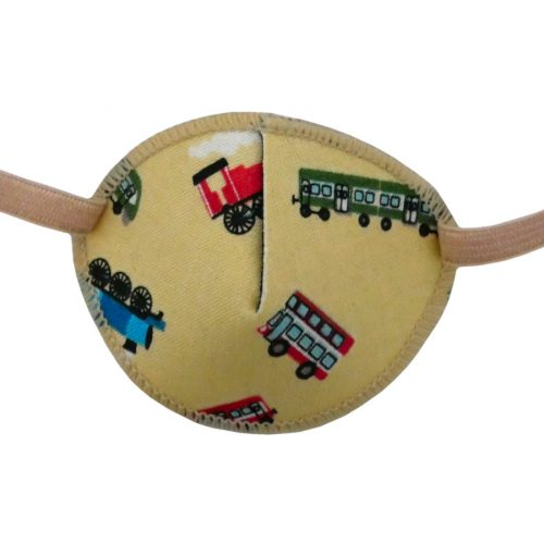 Kay Fun Patch Choo Choo, eye patch for children