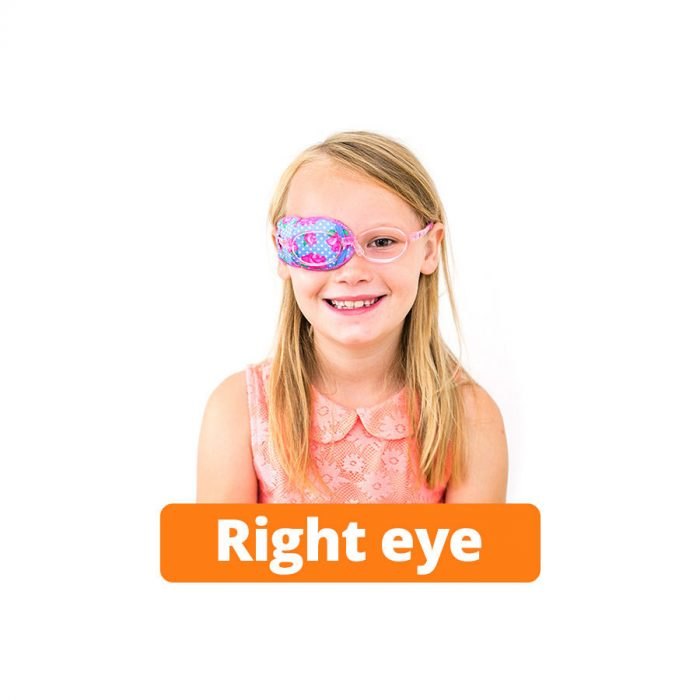 Kay Fun Patch Fabric Occlusion Eye Patch for Children