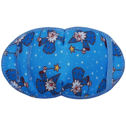 Wizards soft reusable fabric eye patch for children with glasses