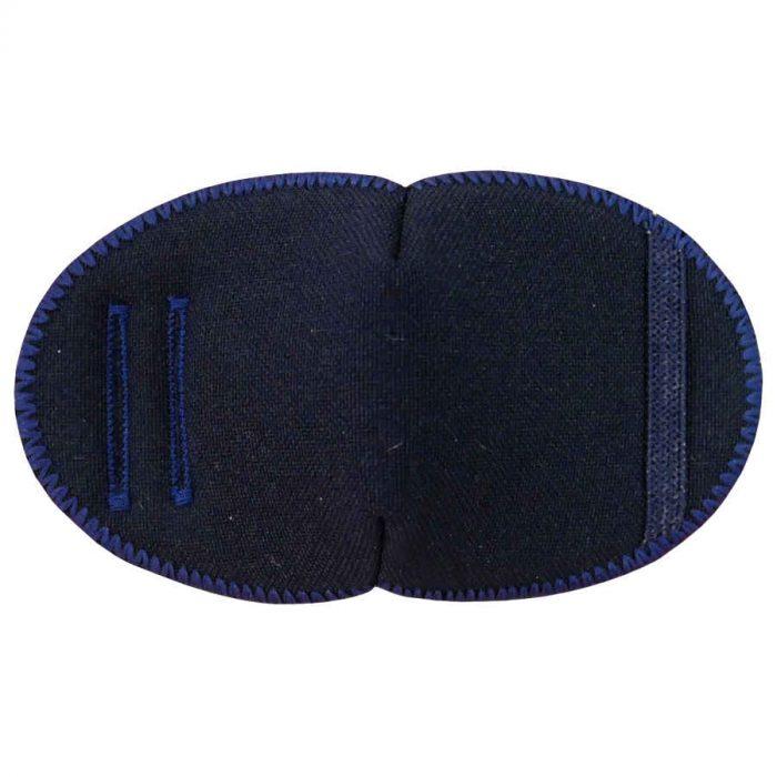 Navy Plain Eye Patch for Glasses