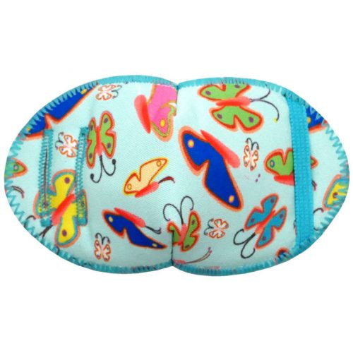 Happy Days soft reusable fabric eye patch for children with glasses